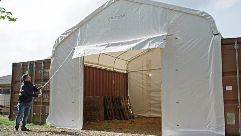 Temporary Fabric Shelters and Their Myriad of Uses